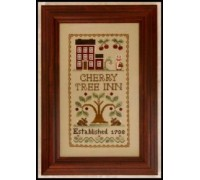 Cherry Tree Inn Sampler Chart - 07-1752