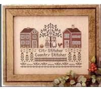 City Stitcher, Country Stitcher Chart - 04-1809