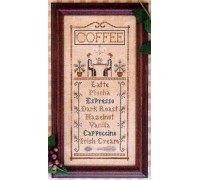 Coffee Menu Chart - 05-2801