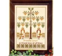 Friendship Tree Chart - 05-2802