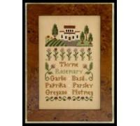 Gourmet Garden Chart - 07-2147