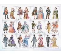 Historical Dress Sampler