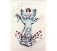 April's Blue Diamond Chart - MD47 - 99-2434