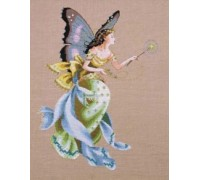 The Cottage Garden Fairy Chart - MD63 - 02-1602