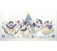 Crystal Christmas Chart - MD28 - 97-1769