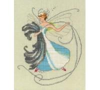 Floss Fairy Kit - Stitching Fairies - MIR-KIT11
