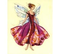 January's Garnet Fairy Chart - MD108 - 10-1601