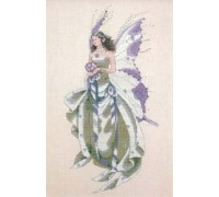 July's Amethyst Fairy Chart - MD59 - 01-1629