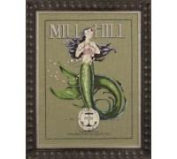Merchant Mermaid - Mirabilia Chart or Kit