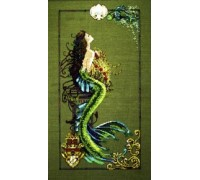 Mermaid of Atlantis Chart - MD95 - 07-1936