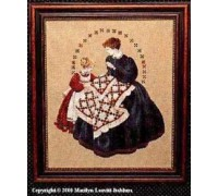 The Quiltmaker Chart - LL27 - 6962