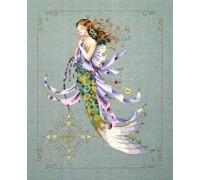 Shimmering Mermaid Chart - MD71 - 03-2055