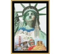 America Chart - 07-2159
