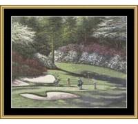 Augusta Chart - 04-1205