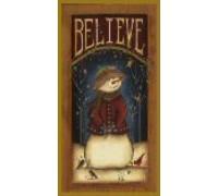 Believe Chart - 06-2937
