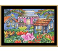 Caribbean Cottages Chart - 03-3130