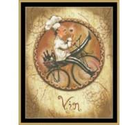 Chef and Vino Chart - 07-2826