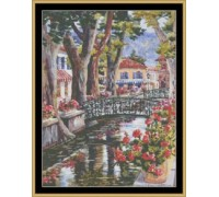 French Country Village Chart - 08-2241