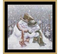 Laughing Snowmen Chart - 05-3241