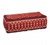 Filigree Canvas Embroidery Doorstop - cc-fil