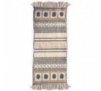 Maries Canvas Work Ethnic Rug