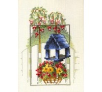 Bird Table Blooms - 92-5325 - 14ct