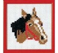 Brown Horse Kit - 13-8124 - 6ct