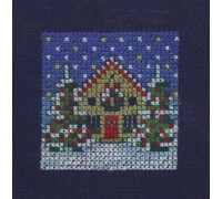 Christmas Chalet Mini Design - 14-6282
