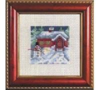 Christmas Mini Cottage - 14-1220
