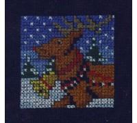 Christmas Reindeer Mini Design - 14-6283