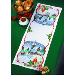 Christmas Tablecloths and Runners