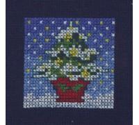 Christmas Tree Mini Design - 14-6281
