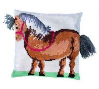 Cute Little Pony Cushion - 83-5397 - 6ct