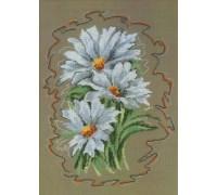 Daisy Sketch - 90-5334 - 14ct