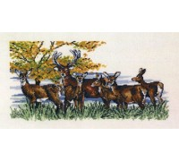 Deer Herd - 92-6316 - 16ct