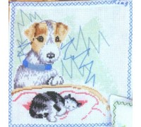 Dog and Kitten - 12-6108 - 8ct