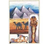 Egyptian Pyramids Sampler - 12-3340 - 16ct