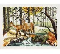 Fallow Deer - 70-3181 - 14ct