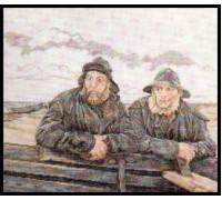 Fishermen - 70-1490 - 35ct
