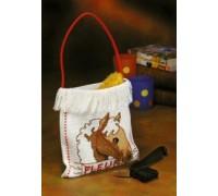 Fleur the Horse Bag - 19-4362 - 8ct