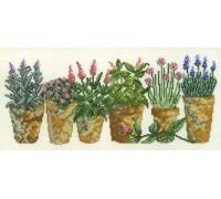 Garden Flowerpots - 12-4146 - 16ct