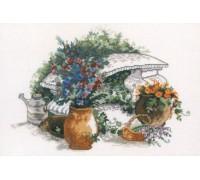 Garden Bench - 70-4376 - 14ct