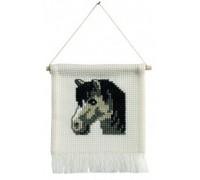 Grey Horse Hanging - 13-2395 - 8ct