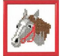 Grey Horse Kit - 13-7110 - 6ct