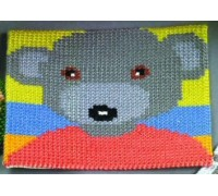Grey Teddy Tapestry Starter Kit - 9211