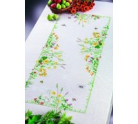 Meadow Flowers Tablecloth - 58-1394 - 18ct