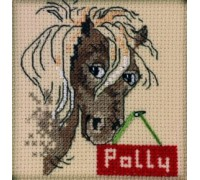 Polly the Horse - 14-6355 - 14ct