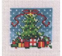Presents Under The Tree Mini Design - 14-6288