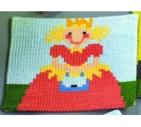 Princess Starter Tapestry Kit - 9212