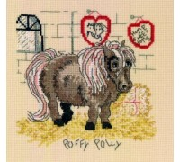 Puffy Polly's Stable - 92-6350 - 14ct